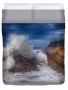 Shore Acre Storm Duvet Cover