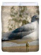 Shore Bird Duvet Cover