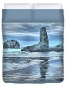 Shore Guardians Duvet Cover
