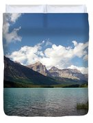 Shores Of Mistaya Duvet Cover