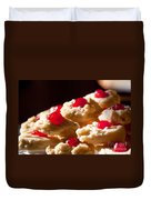Shortbread Cookies Duvet Cover