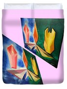 Shots Shifted - Infini-justice 5 Duvet Cover