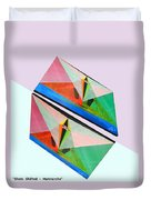 Shots Shifted - Matriarche 3 Duvet Cover