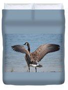 Show Of Feathers Duvet Cover