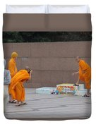 Show Your Talents - Hong Kong Duvet Cover