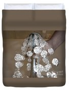 Shower Head Duvet Cover by Mats Silvan