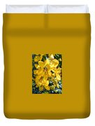 Shower Tree 9 Duvet Cover