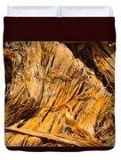 Shredded Bark Duvet Cover