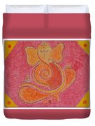 Shree Ganesh Duvet Cover