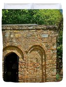 Shrine To Mary-meryem Ana Evi-turkey Duvet Cover