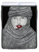 Shrouded Duvet Cover
