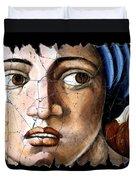 Sibyl Of Delphi Duvet Cover