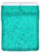 Sidewalk Abstract-13 Duvet Cover