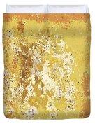 Sidewalk Abstract-21 Duvet Cover