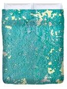 Sidewalk Abstract-23 Duvet Cover