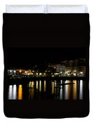 Sidney Bc At Night Duvet Cover