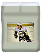Sidney Crosby Duvet Cover