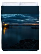 Sidney Sunrise Duvet Cover