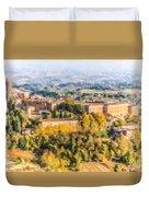 Siena Countryside Duvet Cover