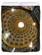 Siena Duomo Duvet Cover