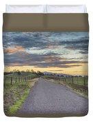 Sierra Foothills Duvet Cover