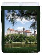Sigmaringen Castle 4 Duvet Cover
