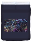 Signal To Noise Duvet Cover