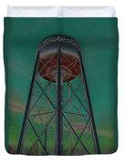 Sikeston Water Tower IIi Duvet Cover
