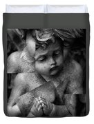 Silence Of A Seraphim  Duvet Cover