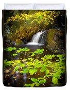 Silent Brook Duvet Cover