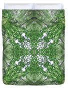 England Silent Forest One Duvet Cover