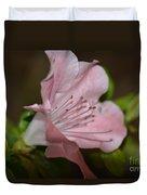 Silent Pink Photo B Duvet Cover