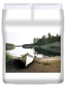 Silent Retreat Duvet Cover
