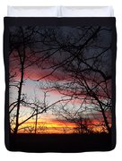 Silhouetted Duvet Cover