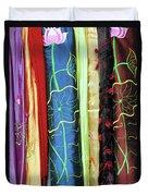 Silk Fabric 01 Duvet Cover