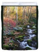 Silky Flow Duvet Cover