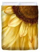 Silky Sun Duvet Cover