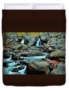 Silky Water 3 Duvet Cover