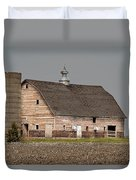 Silo And Barn Duvet Cover