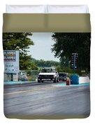 Silver Dodge Omni Glhs - 03 Duvet Cover