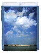 Silver Lake Sand Dunes 2.0 Duvet Cover