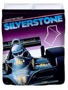 Silverstone Duvet Cover