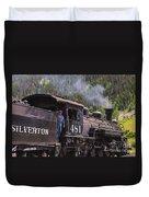 Silverton Engine 481 Duvet Cover