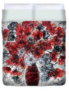 Simfoni Of Love Duvet Cover