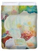 Simple Floral Duvet Cover