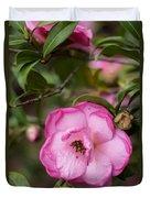 Simple Flower Duvet Cover