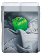 Simply Green Duvet Cover