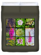 Simply Summer Wildflowers Duvet Cover