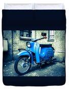 Simson Schwalbe Kr51 Duvet Cover