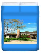 Sinatra Home Palm Springs Duvet Cover by William Dey